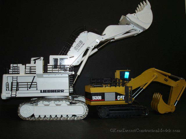 Cat Dump Truck >> LIEBHERR 996
