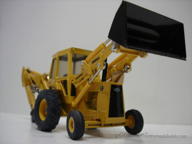 A For 555a Backhoe Seat : Ford a